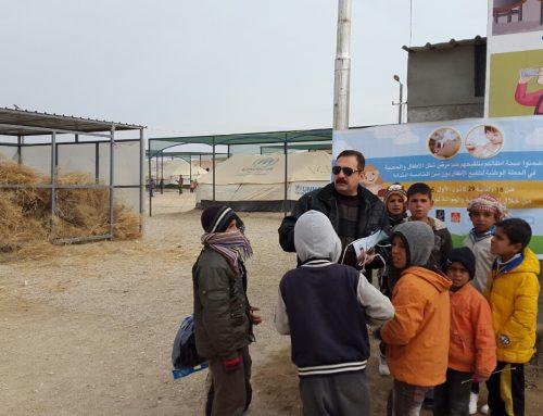 UNICEF Hygiene campaign